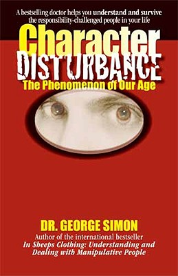 Character Disturbance By Simon, George